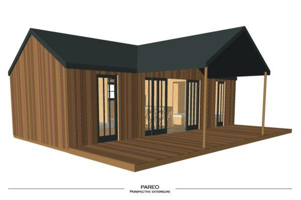 Pareo - CASArbor, maisons en bois, résidences et maisons de vacances
