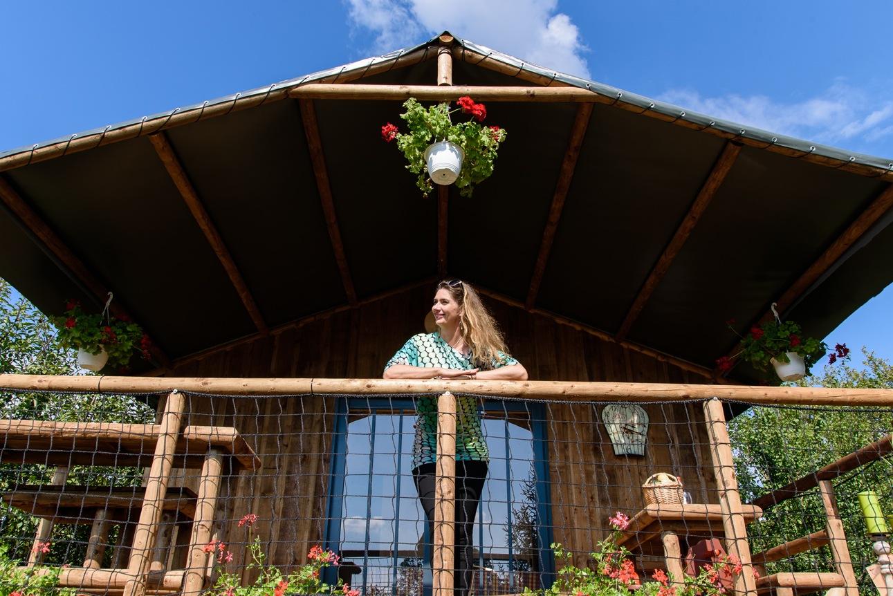 Casabor, maisons et cabanes en bois pour le tourisme et les vacances