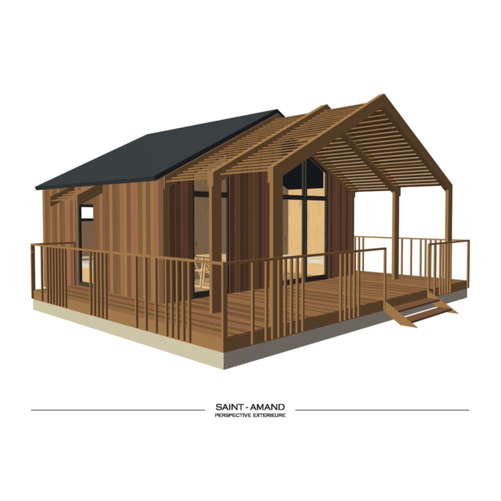 CASArbor, maisons en bois, résidences et maisons de vacances